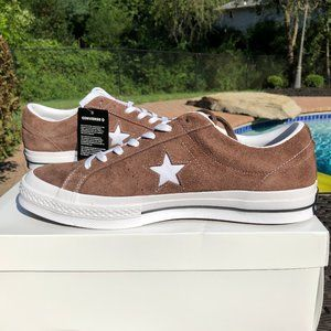 Converse One StarClassic OX SUEDE Chocolate